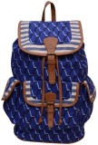 Moac BP022 Medium Backpack (Blue)