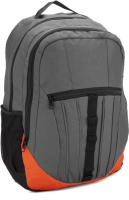 Adidas ADI STARATON 25 L Backpack(Black, Grey)