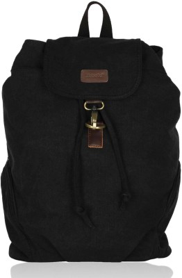 Zobello Canvas Compact 18 L Medium Backpack