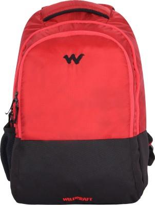 Wildcraft Avya Red Backpack