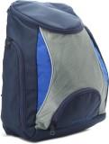Fastrack Laptop Backpack (Grey, Blue)