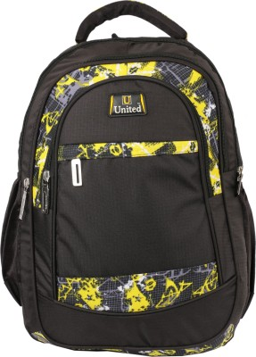 United Bags Headset Yellow 35 L Backpack