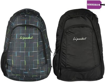 President Bags Reversible 31 L Backpack