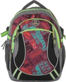 Bendly Print Life 30 L Backpack (Pink)