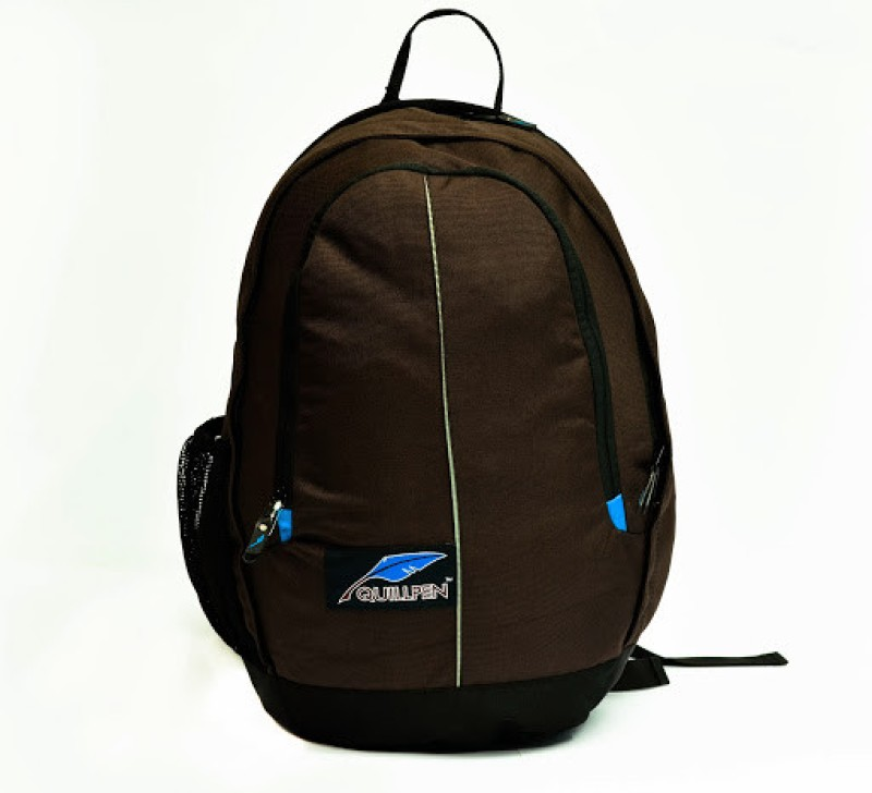 Quillpen Retrofit Backpack(Brown)