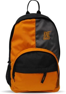 De, Bags Junior Small-Orange 15 L Backpack