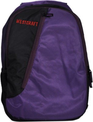 Scholex Purple School Backpack 30 L Backpack