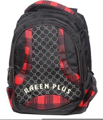 Raeen Plus Black-Designer-Series 10 L Backpack
