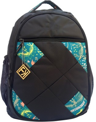Fashion Knockout Nature Archaeology 5 L Trolley Laptop Backpack