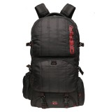 Gear Eco Rucksack Black Red 33 L Backpac...