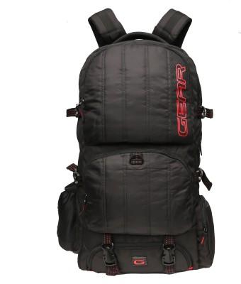 Gear Eco Rucksack Black Red 33 L Backpack