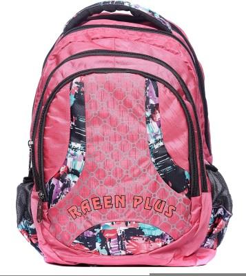 Raeen Plus Pink-Designer-Series 10 L Backpack