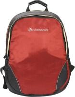 Harissons Drift 23 L Free Size Backpack(Red, Black) best price on Flipkart @ Rs. 761