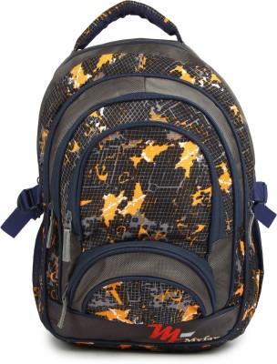 MY FAV PRINTED0003 25 L Laptop Backpack