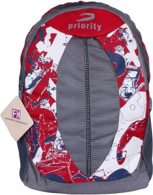 Fashion Knockout Geometrical Cutout 5 L Laptop Backpack