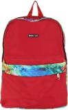 Bags R Us Multi 17 L Backpack (Red)