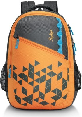Skybags PIXEL EXTRA 01 ORANGE 32 L Backpack
