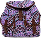 Pochette Printed Unisex 10 L Backpack (P...