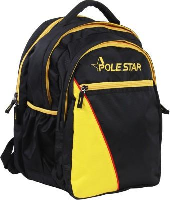 Pole Star Polestar Atlas Backpack black yellow 35 L Backpack