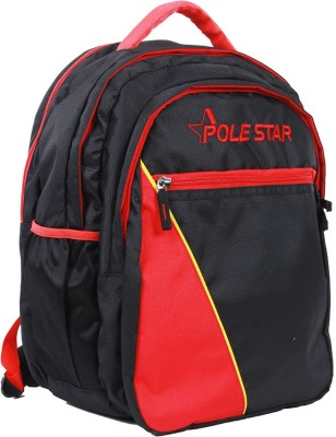Pole Star Polestar Atlas Backpack black red 35 L Backpack