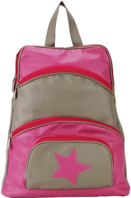 Naaz Bag Collection Rich Charm 4 L Backpack