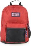 EGO Pyramid 19 L Medium Backpack (Red)