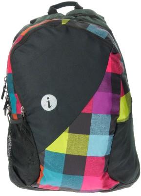 i Front Logo Design 30 L Medium Backpack
