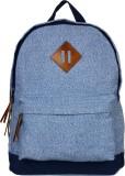 Anekaant Basic 17 L Laptop Backpack (Blu...