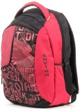 Rhythm Euro 23 L Small Backpack (Red, Bl...