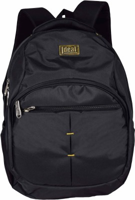 Ideal Campus Black 20 L Backpack