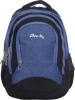 Bendly Robust 25 L Laptop Backpack(Blue)