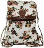 Moac BP054 4 L Medium Backpack (Multicol...