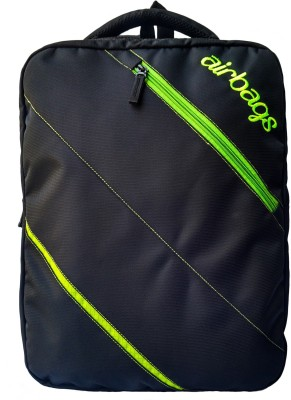 airbags 15.6 inch alta black 3.5 L Laptop Backpack