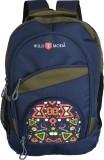 Wildmoda WMCB0025 30 L Backpack (Multico...