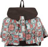 Vogue Tree BRWNRDTILES 3 L Backpack (Mul...