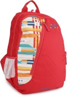 Wildcraft Moto 2 Red Backpack(Red)