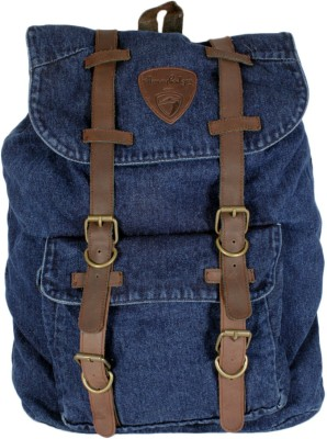 Honey Badger Denim 12 L Medium Backpack