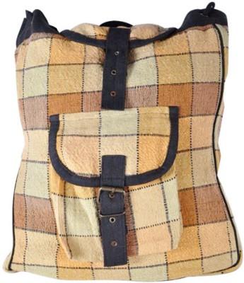 Foonty Cotton Large Backpack