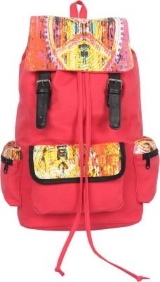 Kanvas Katha Fashion Oversized 15 L Backpack