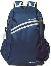 Bonmaro Snail Walk 24 L Backpack(Blue)