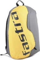 Fastrack Backpack(Grey, Yellow)