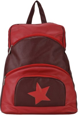 Naaz Bag Collection Stylish Delight 4 L Backpack