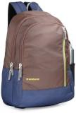 Aristocrat PEP 3 BROWN 22 L Backpack (Br...