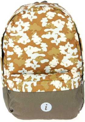 i Printed Designer 16 L Medium Backpack
