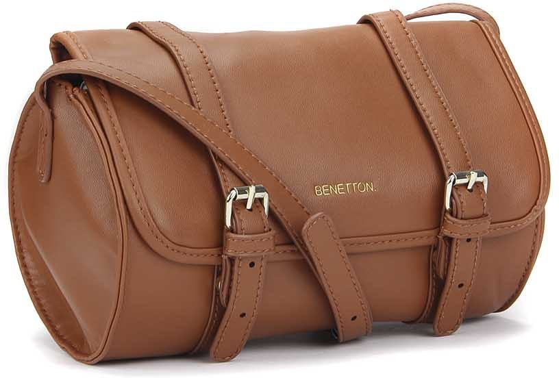 United Colors of Benetton Round cylinder bag Backpack