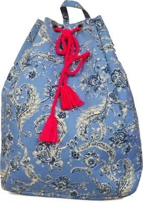 Isadora Floral Print 8 L Medium Backpack