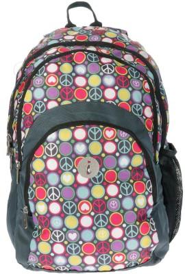 i Spacious Front Design 28 L Medium Backpack