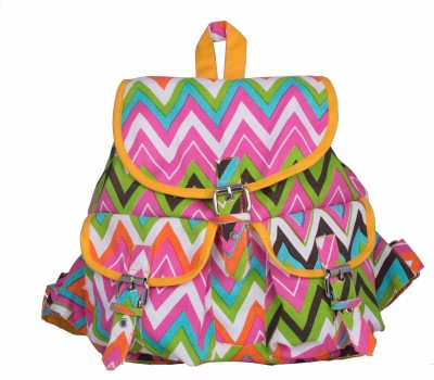 Vogue Tree Zigzag 5 L Medium Backpack