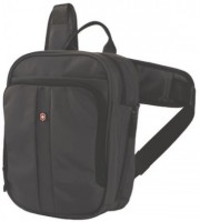 Victorinox Lifestyle Accessories 4.0 Vertical Deluxe Travel Companion 3-Way-Carry Vertical Tote 6 L Backpack(Black)