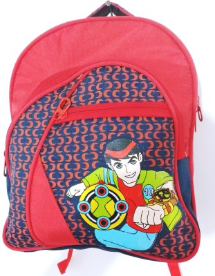 Jaibros Ben10 School Bag For Kids 2 L Backpack